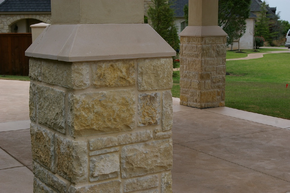 Renaissance Cast Stone  Water table
