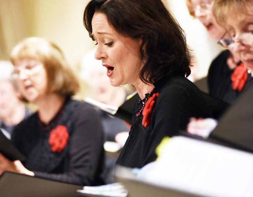 The Renaissance Choir is offering choral bursaries to younger singers