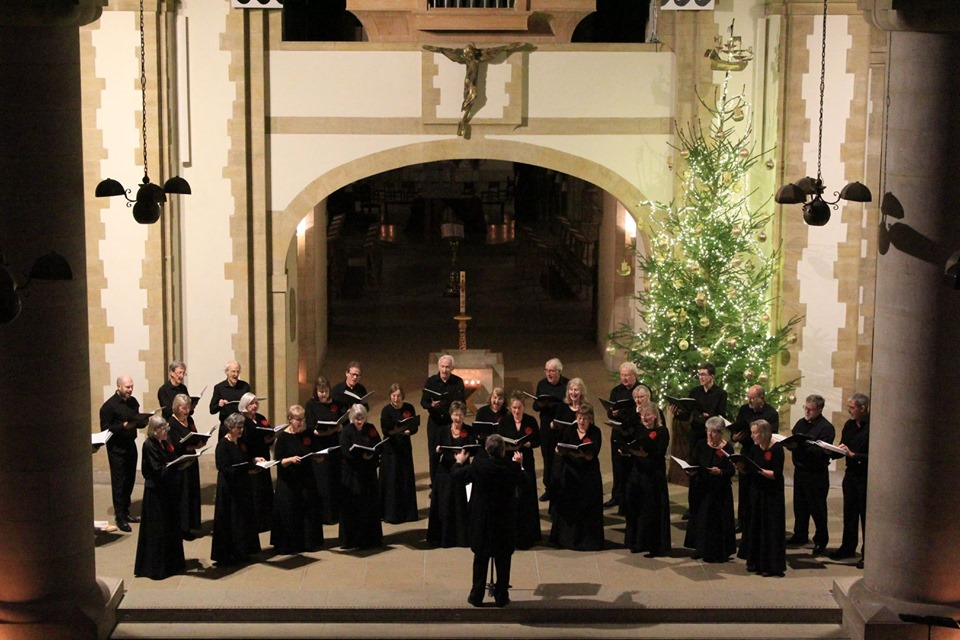 Portsmouth Cathedral Choir and the Renaissance Choir raise £3,697 for Rowans Hospice