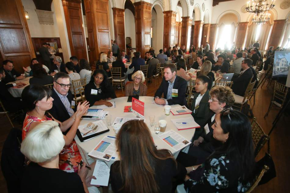 Donald Monti discusses 'Equity' with LA Metro's Chief Planning Officer Therese McMillian & Vanessa Carter from the USC Program for Environmental & Regional Equity during ULI's Urban MarketPlace 2018