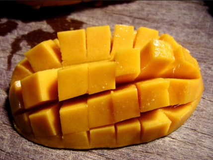 mango blood sugar level
