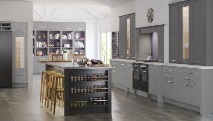 Modern Medieval Kitchen 1