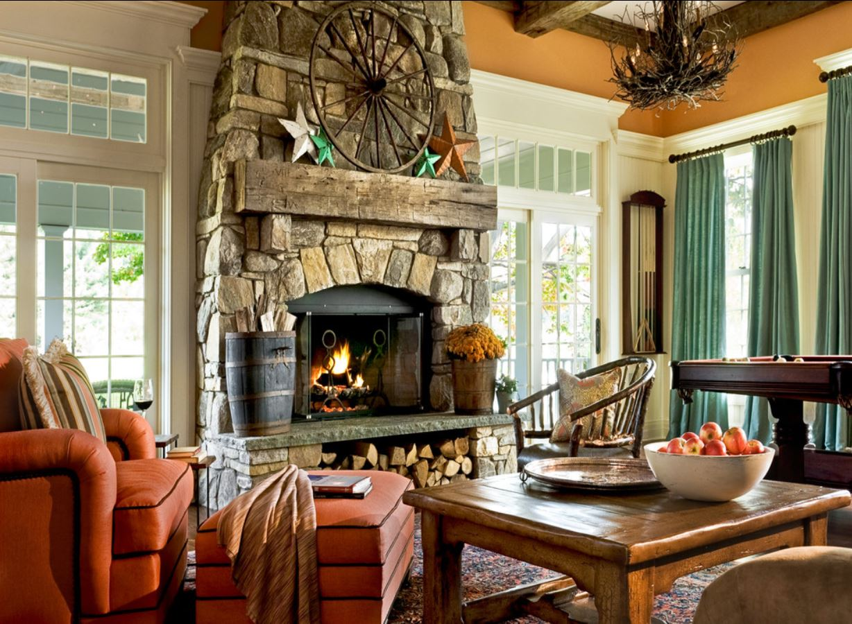 Where To Store Wood For Fireplace It's Getting Hot In Here! :) | The Life And Times Of A