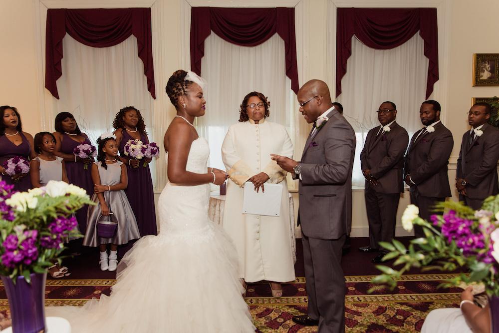 Key'Nita and Justin's Wedding