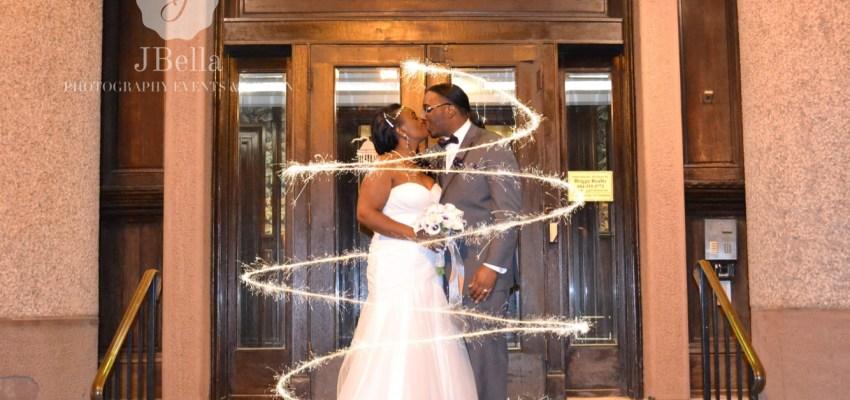 Taysaha and Fred's Wedding