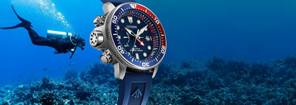 Citizen dive watch st. thomas