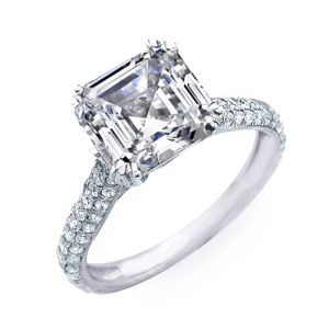 asscher cut diamonds st. thomas