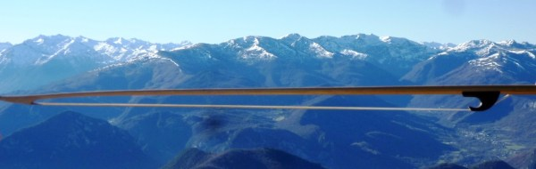 Bow and Pyrenees