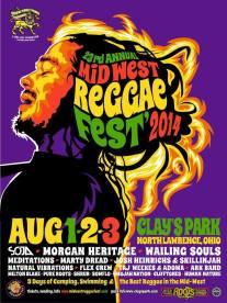 reggae fest 2014