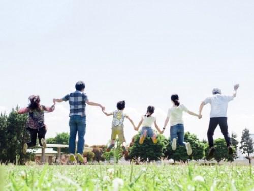 家族ぐるみの関係