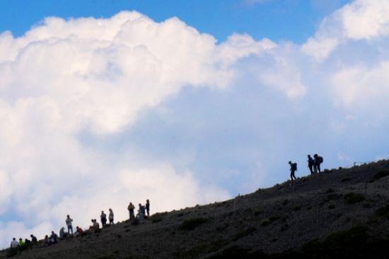 登山部の活動