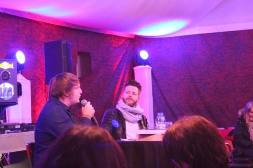 Askil Holm intervjuet Espen Lind om hans forhold til låtskriving