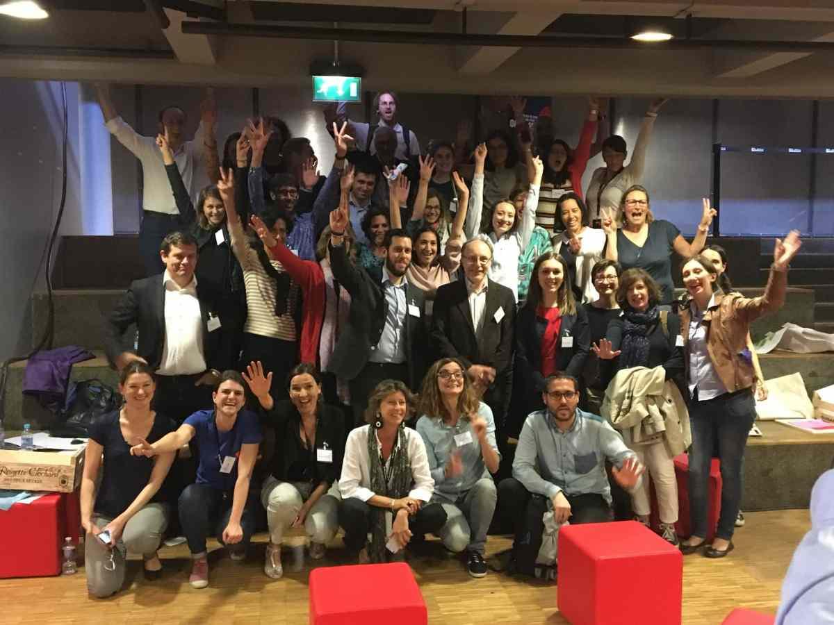 Futur Lab team La Villette 2017