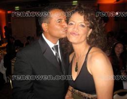 Tem and Rena kiss and make up