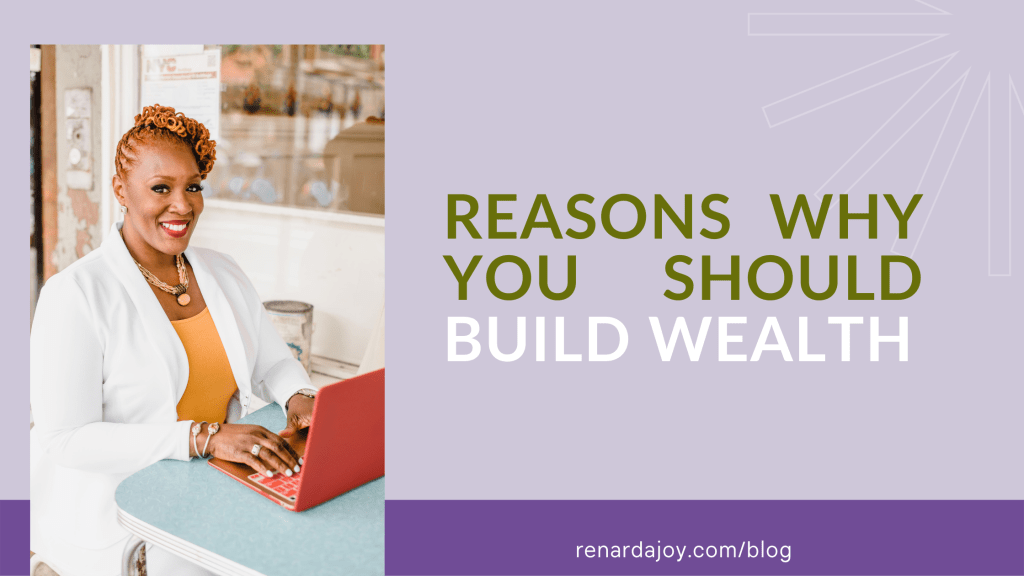 Why you should build wealth through real estate