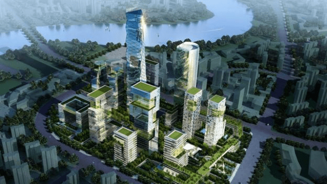 Yianjin Eco City
