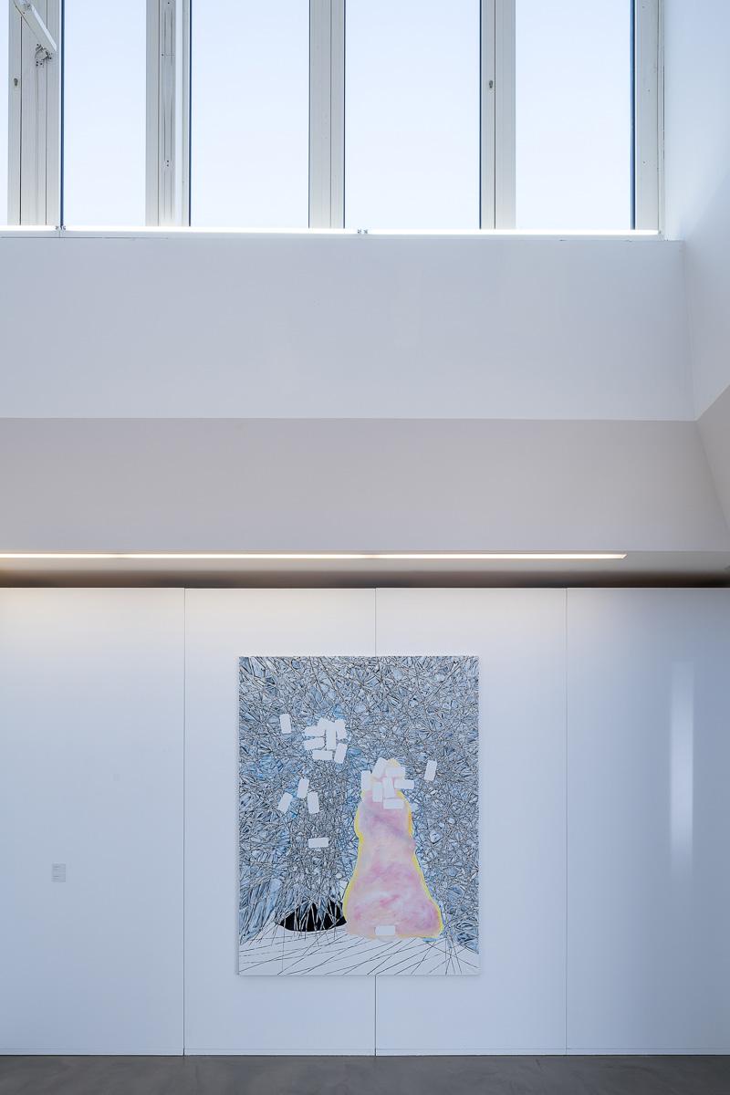 Einzelausstellung von Renata Jaworska im Museum Ratingen, 2019