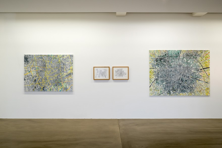 Renata Jaworska, Robert Fleck, Kunstakademie Düsseldorf,