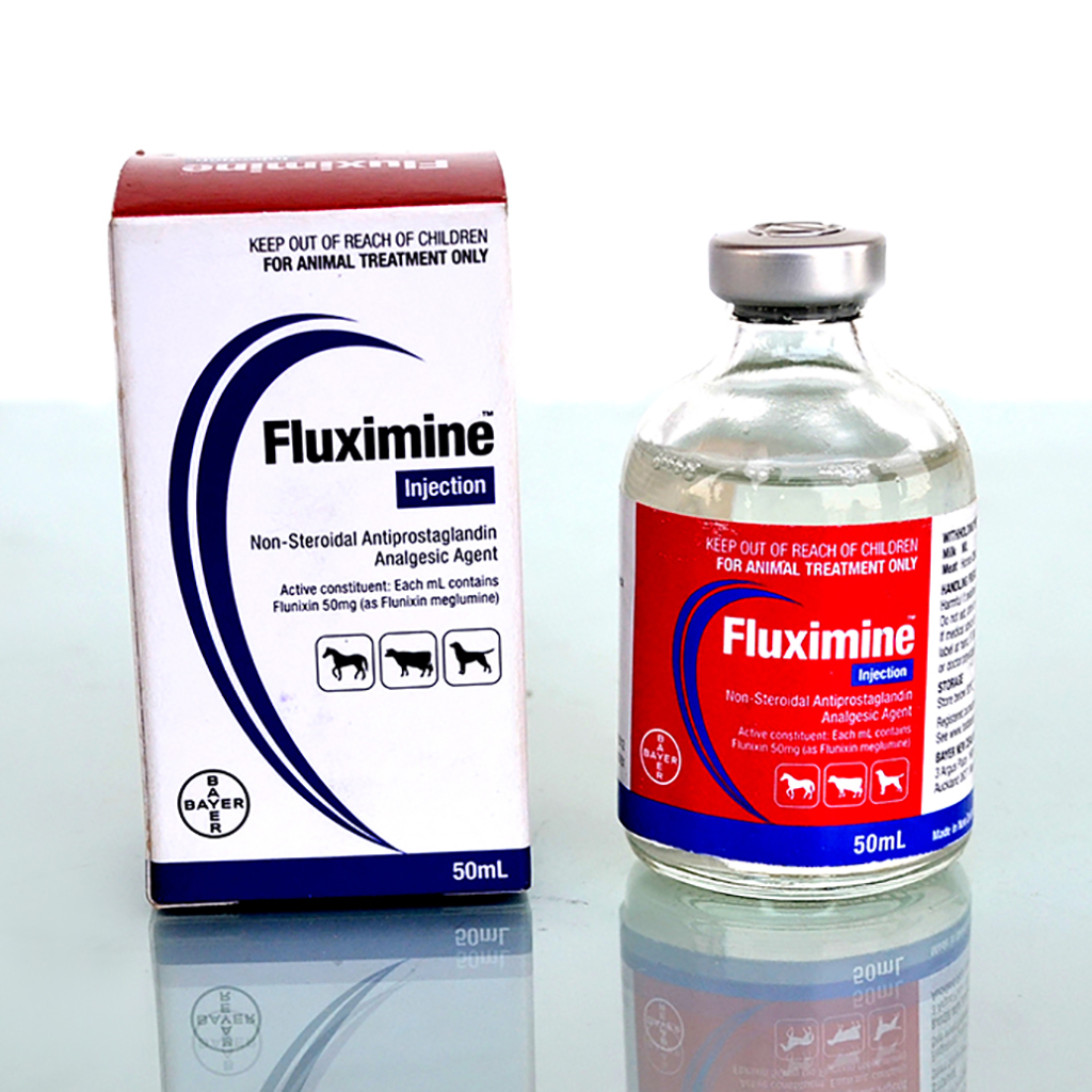 Fluximine Injection - Renata Limited