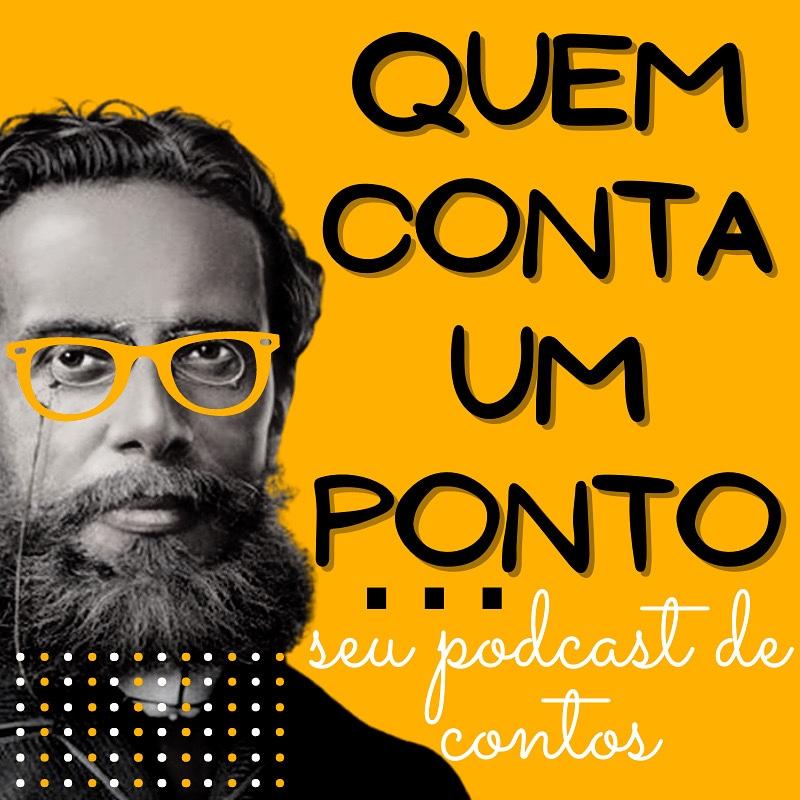 QUEM CONTA UM PONTO… seu podcast de contos!! corre lá pra conhecer!!