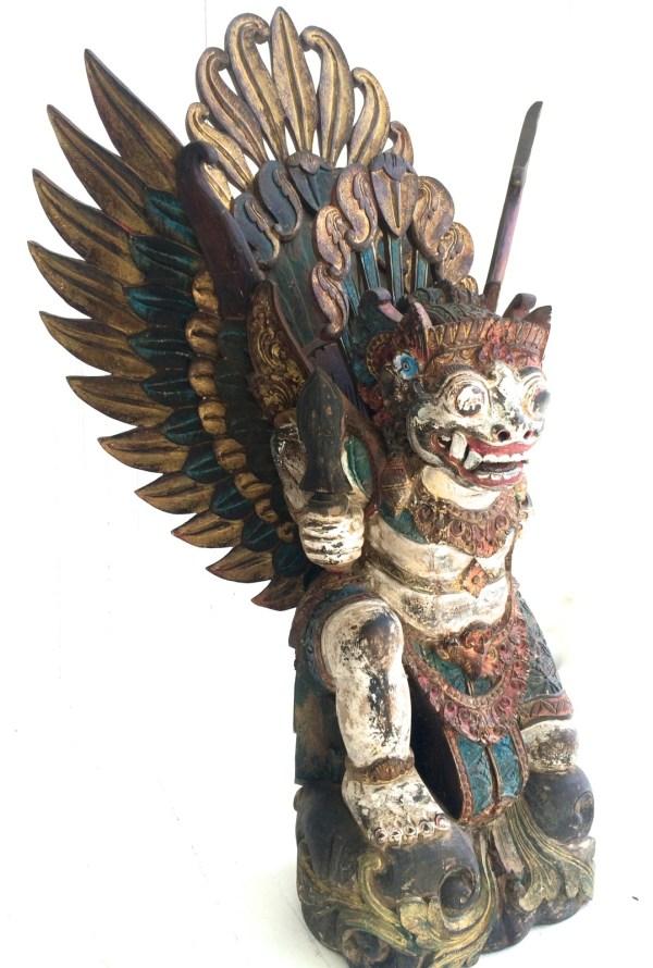 Bali Wood Sculptures