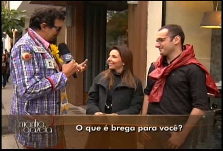 13/07/11 TV Gazeta – Claudete Troiano