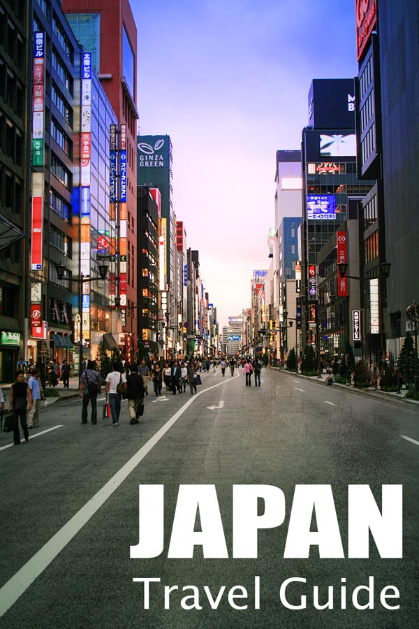 Japan Travel Tips: Things to do, places to visit and how to prepare for a trip to Japan