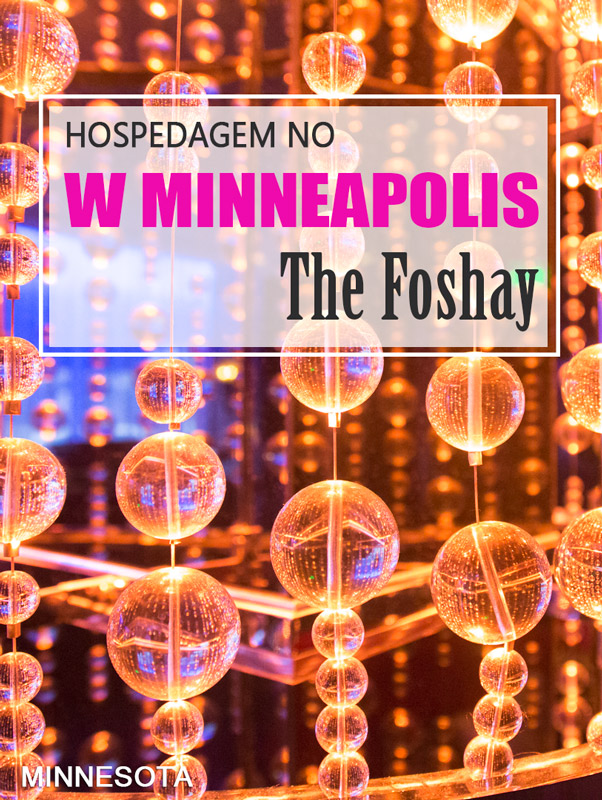 Hospedagem no W Minneapolis The Foshay Hotel
