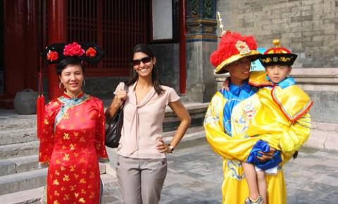 Cidade Proibida de Shenyang, na China