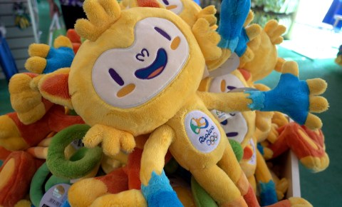 Olimpíadas 2016: Aproveite a festa!