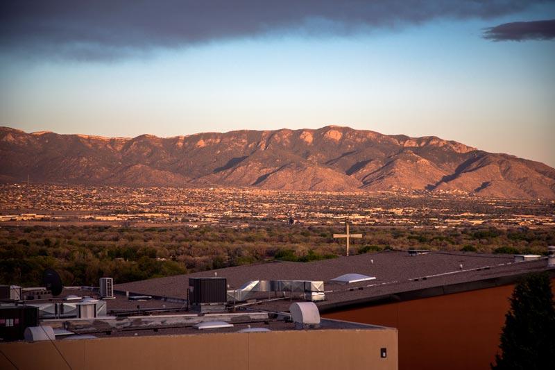 Albuquerque, no Novo Mexico (EUA)
