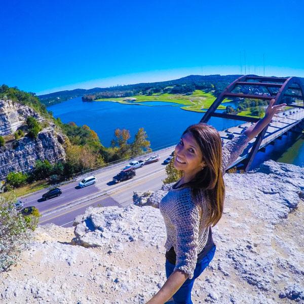 Renata Pereira Travel Vlogger