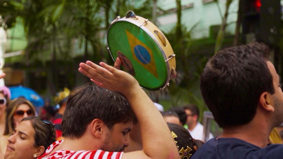 Street Carnival in Leblon