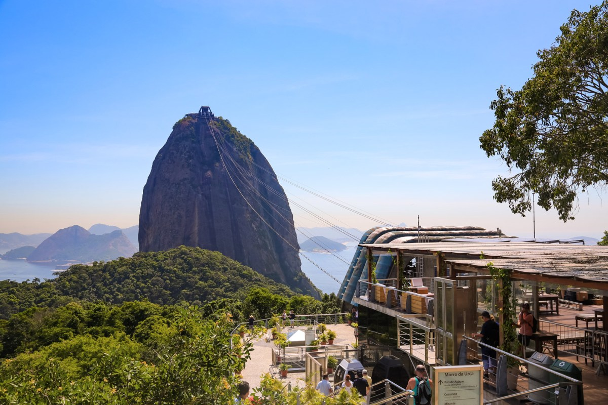 Top 5 places to visit in Rio de Janeiro