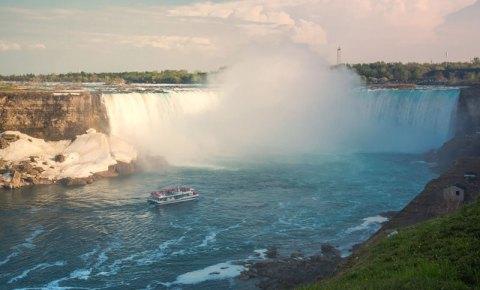 Exploring Niagara Falls in Ontario, Canada