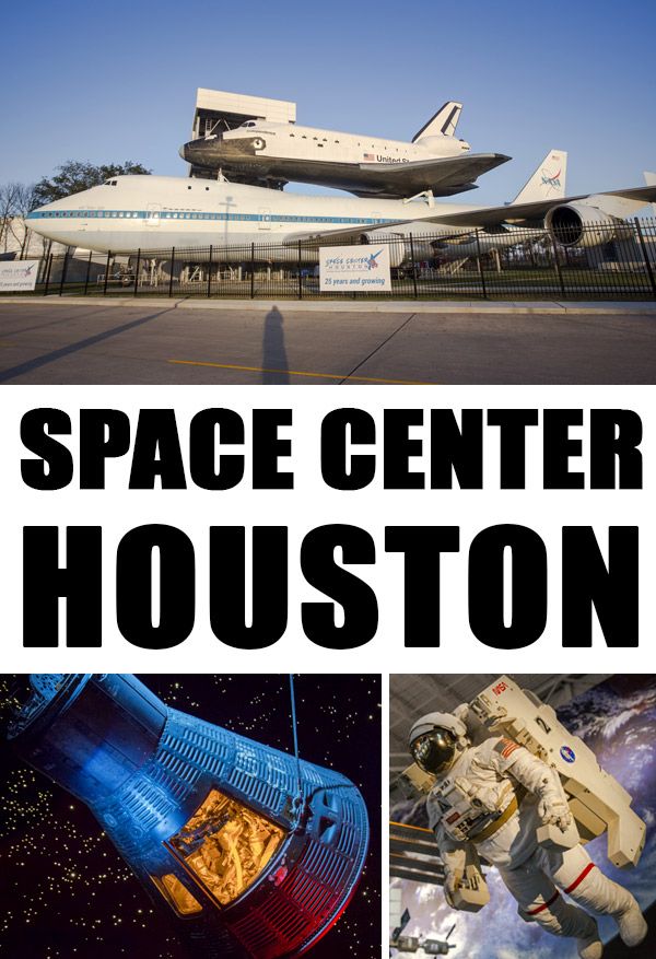 Space Center Houston em Houston, no Texas