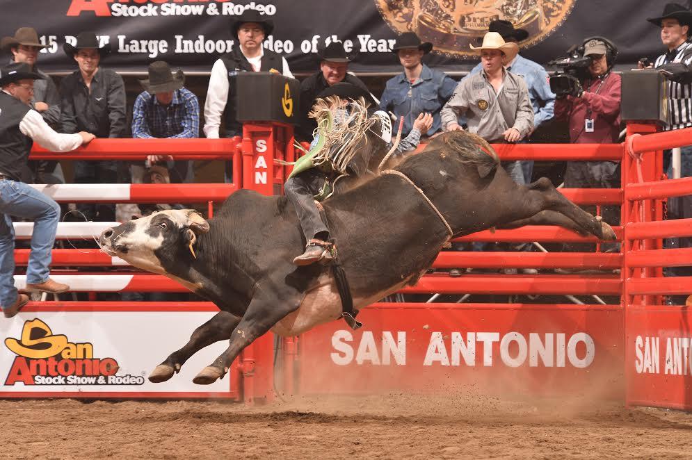 Rodeio de San Antonio, no Texas
