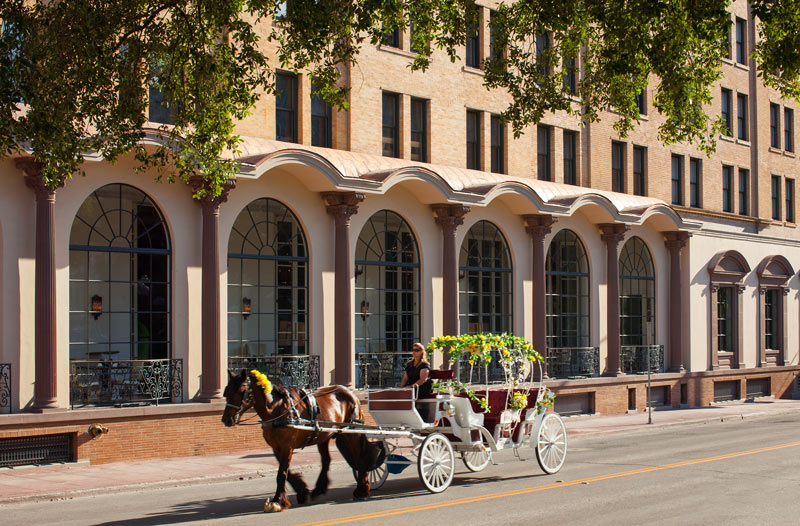 Hotel St Anthony em San Antonio, EUA