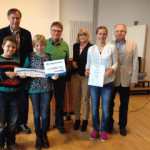 """Zum dritten Mal in Folge """"Sportfreundliche Schule"""""""
