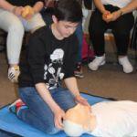 Junge Lebensretter - Renataschüler lernen Erste Hilfe