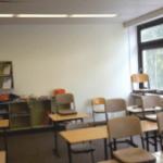 Wunsch geht in Erfüllung - Klassenraum der 7a renoviert