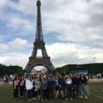 Frankreichfahrt der WPKs 7, 8 und 9