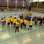 Volleyballturnier der Sek I - Schulen in Ochtersum
