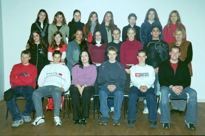 Abschluss 2004-5