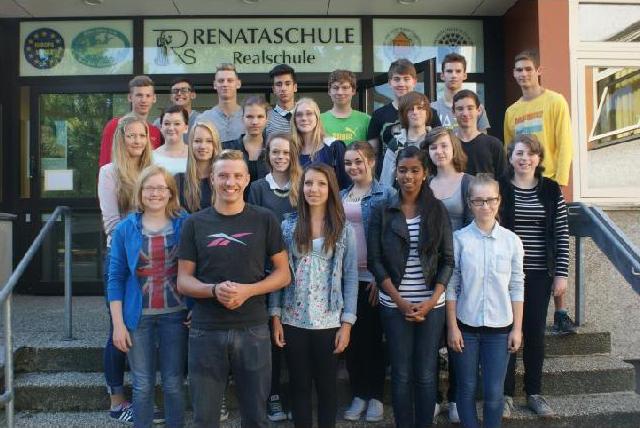 Abschlussklassen 2014-2