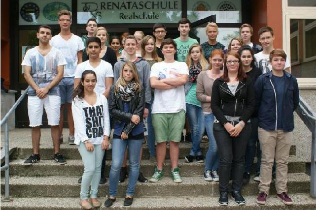 Abschlussklassen 2014-4