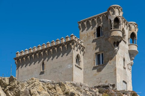 "Tarifa, Castle of St Catalina Nikon D810, 24 mm (24-120,0 mm ƒ/4) 1/200"" ƒ/8 ISO 64"