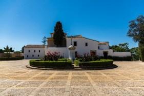 """Palos de la Frontera, Monastey of Santa Maria de la Ràbida. Nikon D810 24 mm (24-120 mm ƒ/4) 1/640"""" ƒ/5 ISO 64"""