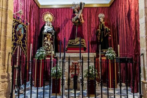 """Iglesia del Salvador, Vejer de la frontera. Nikon D810, 24 mm (24-120.0 mm ƒ/4) 0.4"""" ƒ/6.3 ISO 800"""