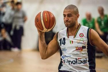 Adolfo Damian Berdun. November 5th, PalaFamila Seveso, Briantea84 UnipolSai Cantù-Santo Stefano Sport Banca Marche